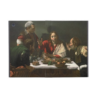 The Supper at Emmaus, 1601 (oil and tempera) Case For iPad Mini