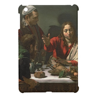 The Supper at Emmaus, 1601 (oil and tempera) iPad Mini Cases
