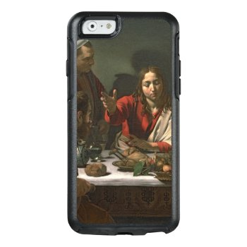 The Supper At Emmaus  1601 Otterbox Iphone 6/6s Case by bridgemanimages at Zazzle