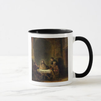 The Supper at Emmaus, 1648 Mug
