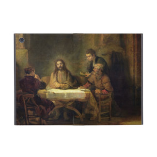 The Supper at Emmaus, 1648 (oil on panel) Cover For iPad Mini