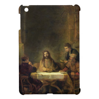 The Supper at Emmaus, 1648 (oil on panel) Cover For The iPad Mini