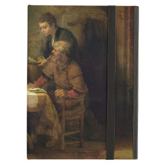 The Supper at Emmaus, 1648 (oil on panel) iPad Air Covers