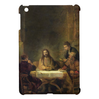 The Supper at Emmaus, 1648 (oil on panel) iPad Mini Covers