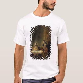 The Supper at Emmaus, 1648 T-Shirt