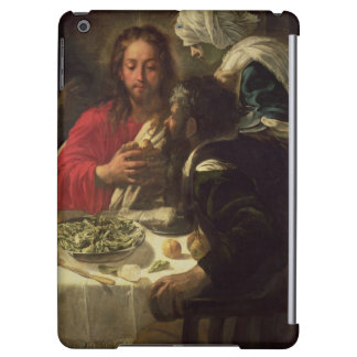 The Supper at Emmaus, c.1614-21 iPad Air Cases