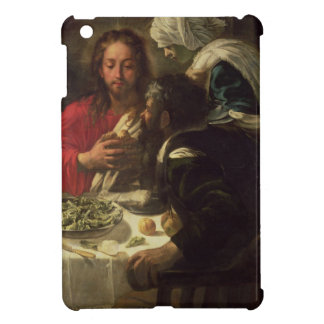 The Supper at Emmaus, c.1614-21 iPad Mini Covers