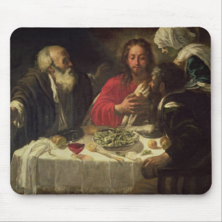 The Supper at Emmaus, c.1614-21 Mouse Pad