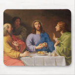 The Supper at Emmaus Mouse Pad