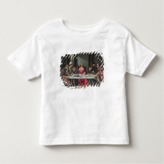 The Supper at Emmaus (oil on panel) Toddler T-shirt