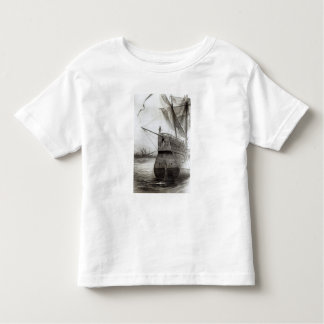 The Supreme Moment on the Evening Toddler T-shirt