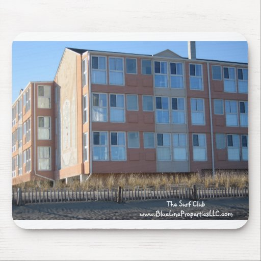 The Surf Club Mouse Pads