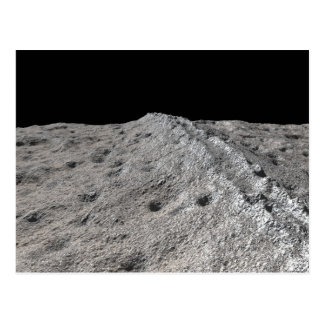 The Surface of Haumea Postcard