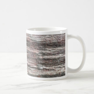 The surface of Phyllite schists of Proterozoic age Coffee Mug
