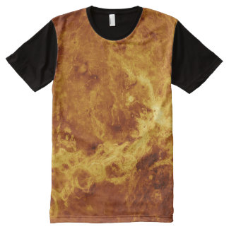 The Surface of Venus All-Over Print Shirt