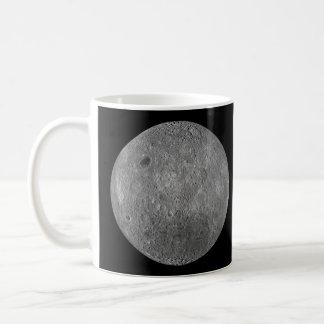 The Surface on the Far Side of Earth's Moon Coffee Mug