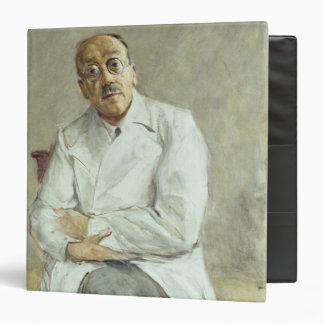 The Surgeon, Ferdinand Sauerbruch, 1932 Binder