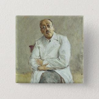The Surgeon, Ferdinand Sauerbruch, 1932 Pinback Button