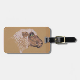 The Surly Sheep Bag Tag