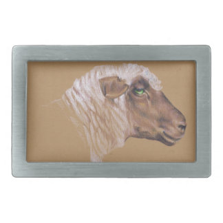 The Surly Sheep Belt Buckle