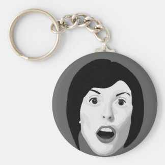The surprise keychain
