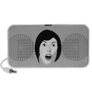 The surprise mini speaker