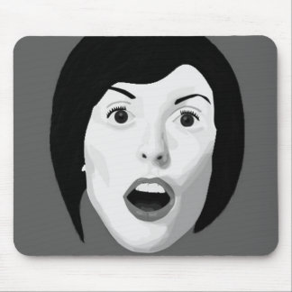 The surprise mouse pad