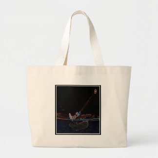 The Surreal Scene Canvas Bags