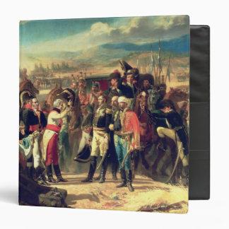 The Surrender of Bailen, 23rd July 1808 Binder