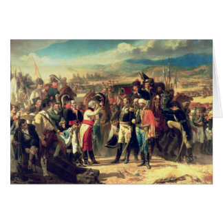 The Surrender of Bailen, 23rd July 1808 Card