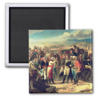 The Surrender of Bailen, 23rd July 1808 Magnet