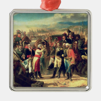 The Surrender of Bailen, 23rd July 1808 Metal Ornament