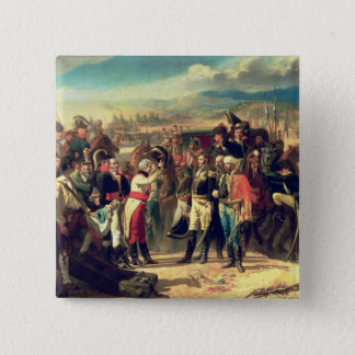 The Surrender of Bailen, 23rd July 1808 Pinback Button