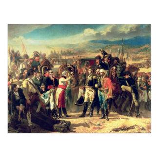 The Surrender of Bailen, 23rd July 1808 Postcard