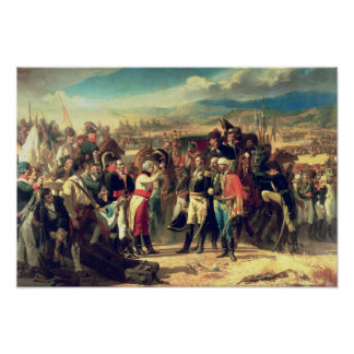 The Surrender of Bailen, 23rd July 1808 Poster