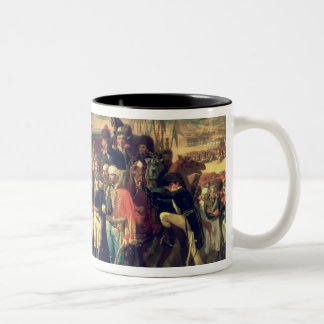 The Surrender of Bailen, 23rd July 1808 Two-Tone Coffee Mug