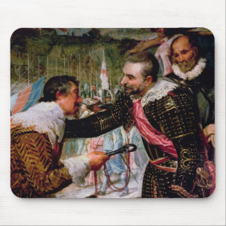 The Surrender of Breda Mouse Pad