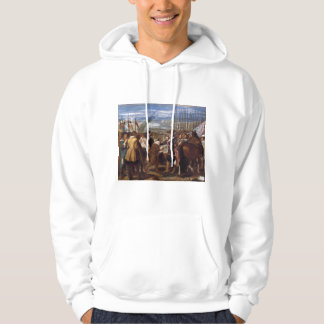 The Surrender of Breda or The Lances by Velázquez Hoodie