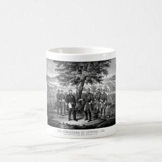 The Surrender Of General Lee Coffee Mug