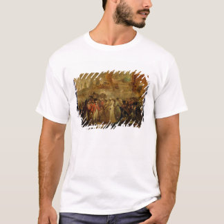 The Surrender of the Two Sons of Tipu Sahib (1749- T-Shirt