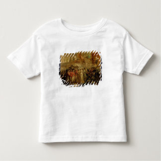 The Surrender of the Two Sons of Tipu Sahib (1749- Toddler T-shirt