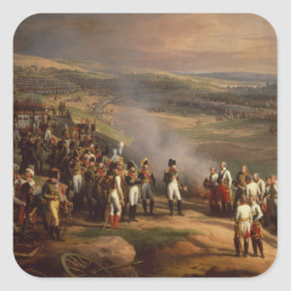 The surrender of Ulm, 20th October 1805, 1815 Square Sticker