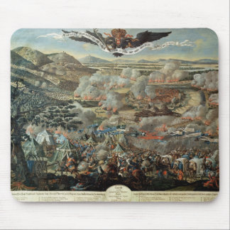 The Surrounding of Vienna by the Turks in 1683 Mouse Pad