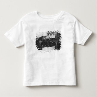 The surroundings of the Maison des Syndicats, Toddler T-shirt
