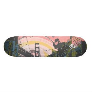 The Surveyors Skate Board Deck