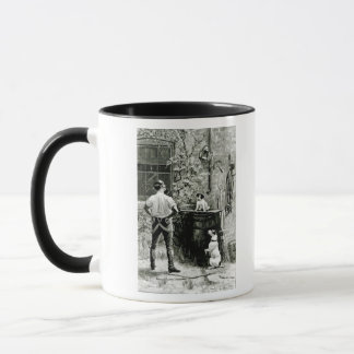 The Survival of the Fittest Mug