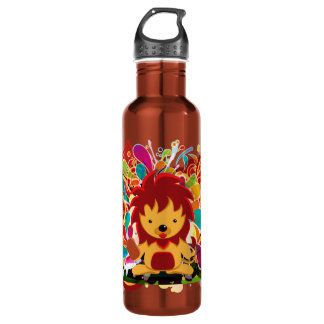 The survival of the fittest water bottle