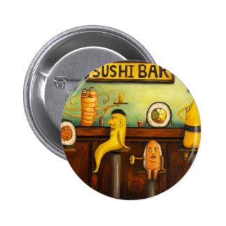 The Sushi Bar Pin
