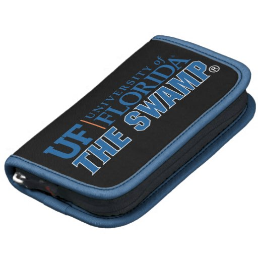 The Swamp - Blue & White Folio Planners