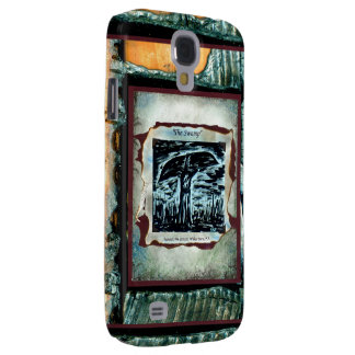 The Swamp Samsung Galaxy S4 Cases